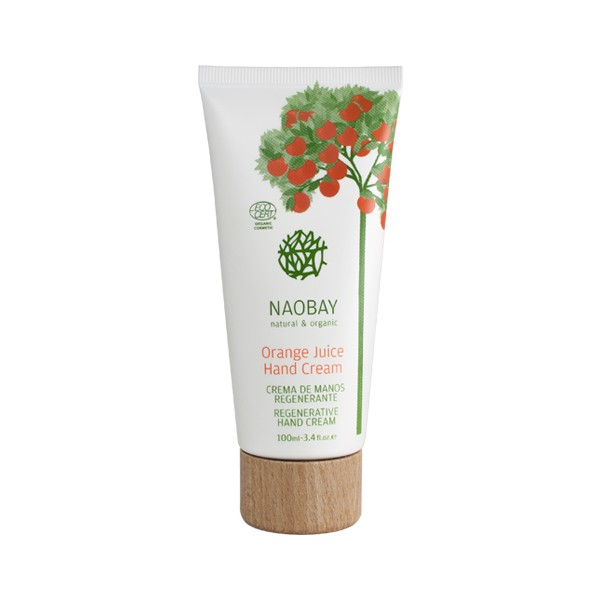 Orange Juice Hand Cream